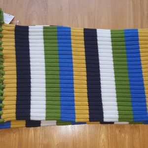 BRAND NEW LANDS END Ribbed Scarf
